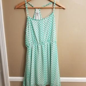 Charlotte russe fit and flare size medium dress